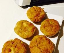 Recipe Gluten free apple and cinnamon muffins by Thermojojo - Recipe of category Baking - sweet