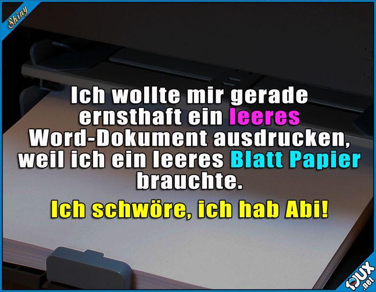 Ich hatte schon bessere Ideen ^^' #Abitur #dumm #lustig #Spüche #lustigeSprüche #Jodel #Studium #peinlich