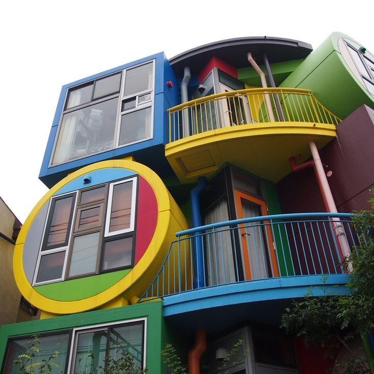 Apartments In Tokyo: Reversible Destiny Lofts 2-2-8 Osawa, Mitaka-Shi, Tokyo