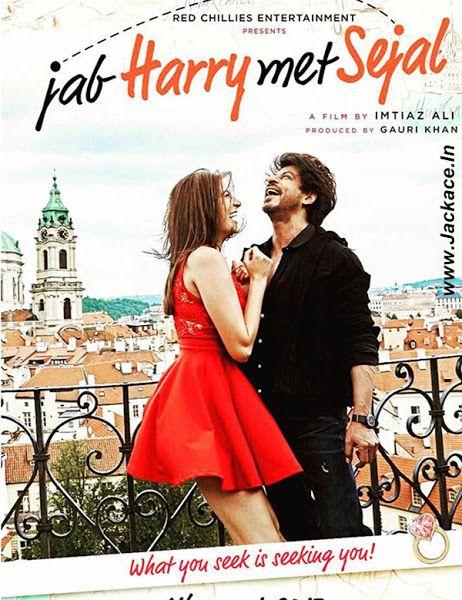 Jab Harry Met Sejal 2017 Full Movie [Hindi DD5.1] 720p DVDRip ESubs Download
