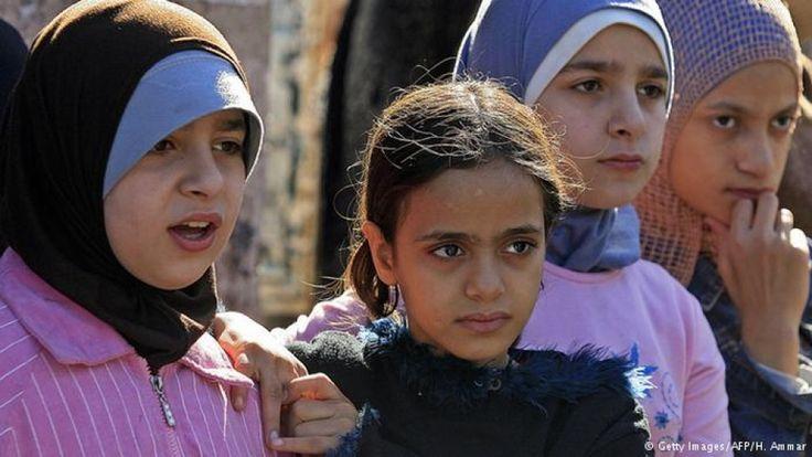 ازدواج دختران نوجوان پناهجو مشکلی جدید در آلمان
