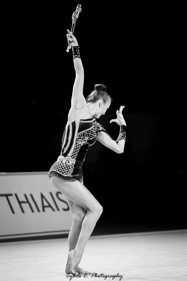 <<Anna Rizatdinova (Ukraine) # Grand Prix 2016, Thiais, France # April 2016>>