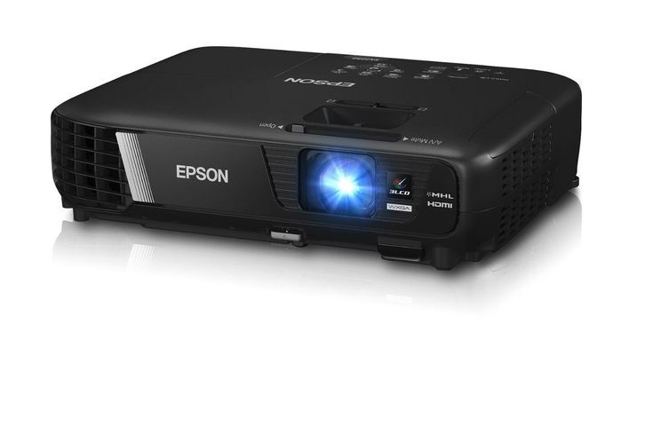 The 5 Best Cheap Projectors: Runner-Up, Best WiFi Connectivity: Epson EX7240 Pro Wireless WXGA 3LCD