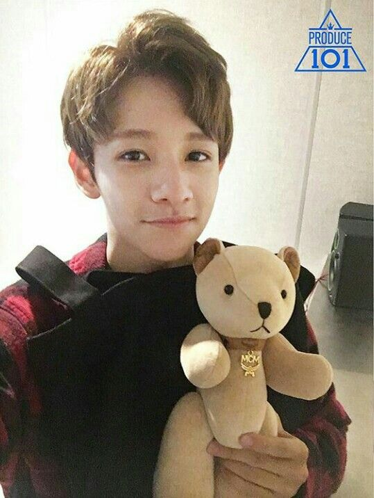 Kim Samuel Produce 101 Season 2