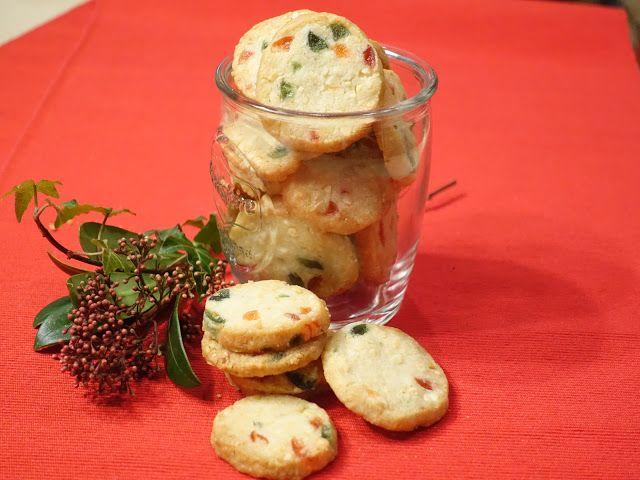 Mennonite Girls Can Cook: Festive Refrigerator Cookies