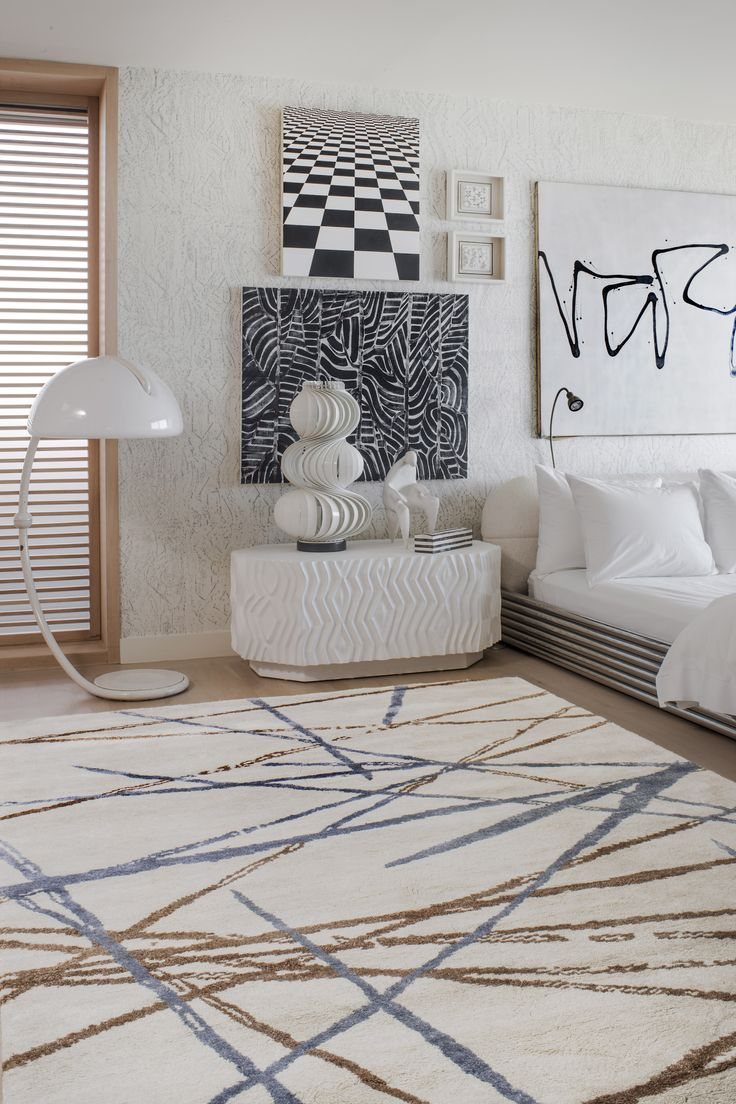 Astral by Kelly Wearstler for The Rug Company
