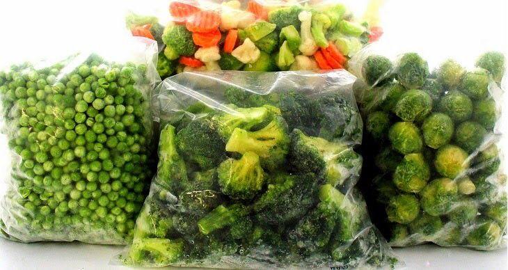 Congelar Vegetais – Porque? Como? Quais? | Tudoquevale