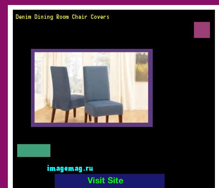 Denim Dining Room Chair Covers 185233