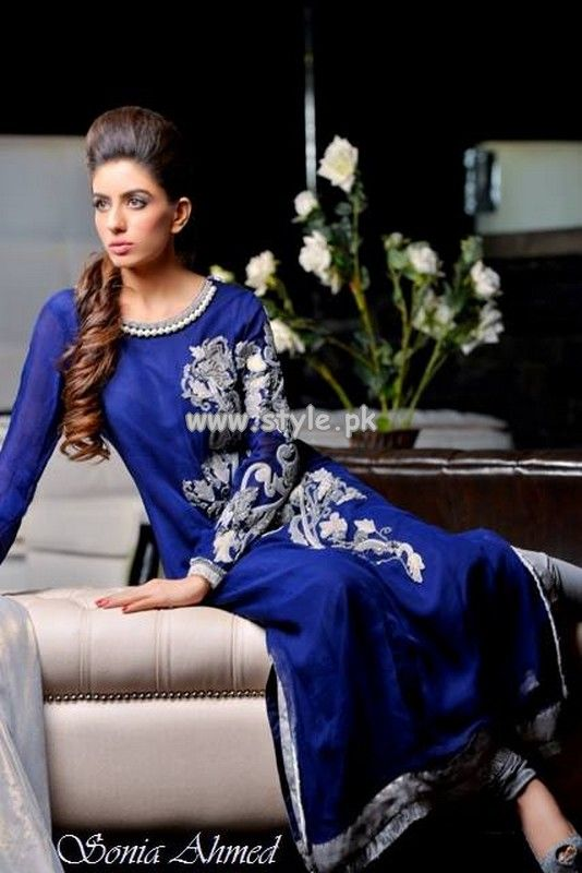 Sonia Ahmed Summer Collection 2013 For Women