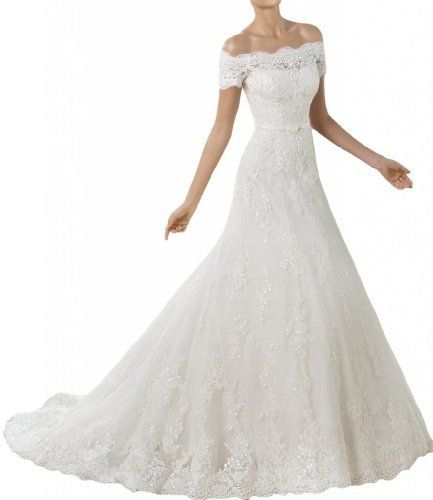 gorgeous bride elegant lang spitze tuell satin bandeau prinzessin brautkleider hochzeitskleider. Black Bedroom Furniture Sets. Home Design Ideas