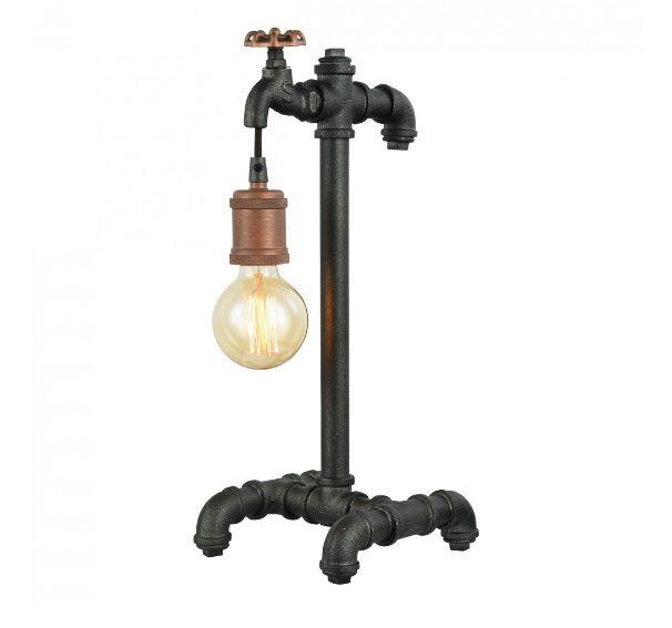 лампа водопроводный кран | Fiat Lux | Светильники, Лампа, Кран