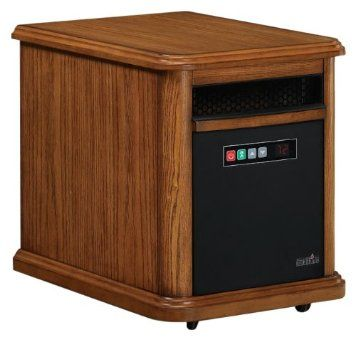 Duraflame Williams Portable Heater, 10HM4126-O107 - Cheap Heaters