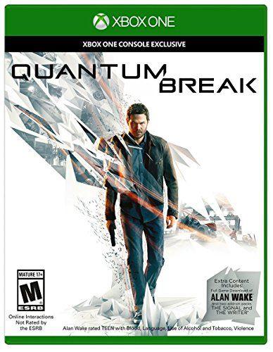Quantum Break - Xbox One Microsoft https://www.amazon.com/dp/B00CMQTTZ2/ref=cm_sw_r_pi_dp_SFxAxb0EARJ1Z