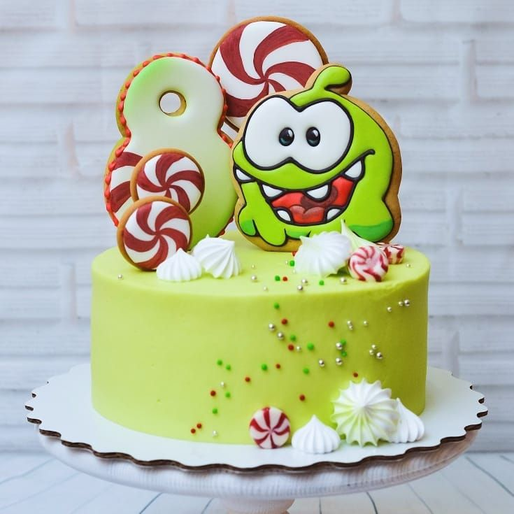 торт с амнямом фото