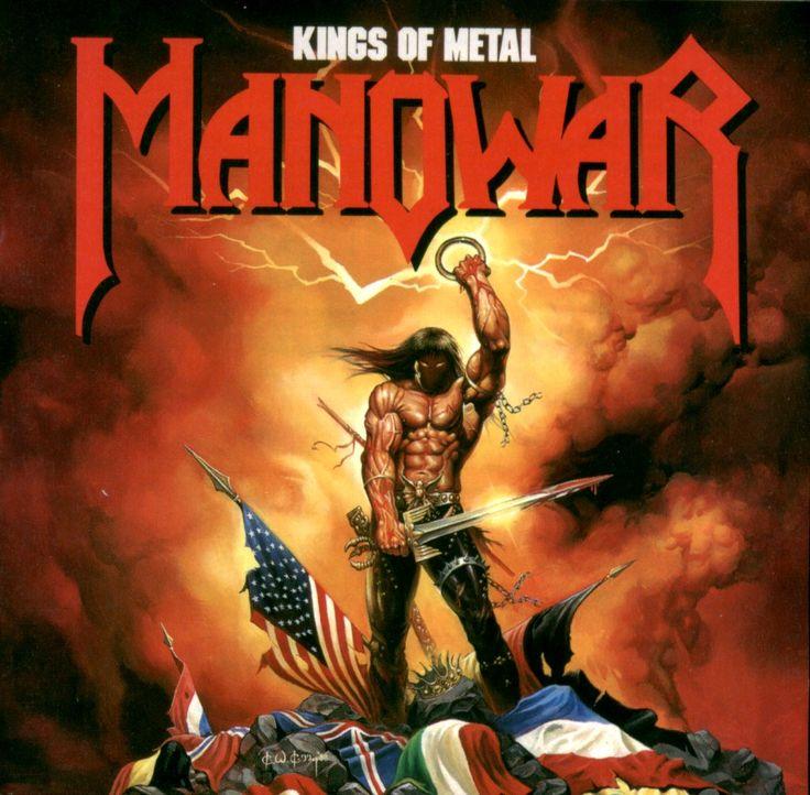 Manowar - Kings of Metal #metal #music #album