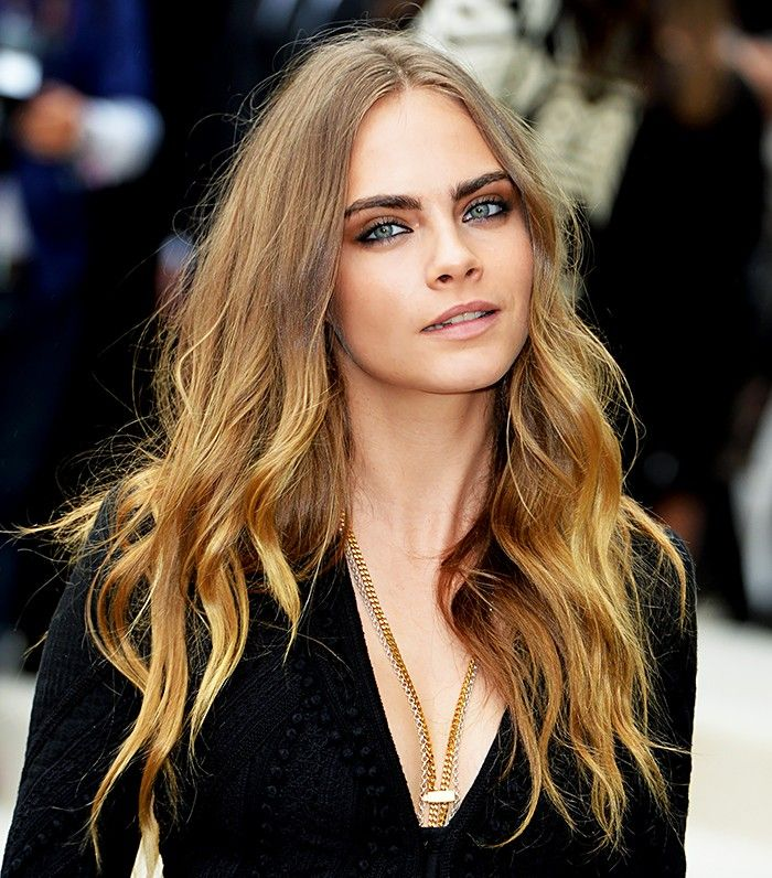 Gift Guides In 2019 Bellah Cara Delevingne Hair Cara