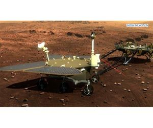 China's Mars probe will carry 13 types of payload, including 6 rovers, in its first mission to the planet, scheduled for 2020.