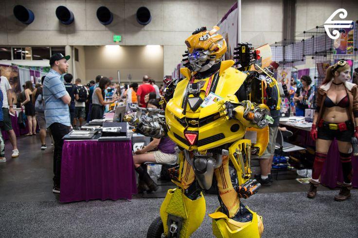 Comic-Con International 2014 #AirNZ #Comic-Con #SanDiego #Transformers