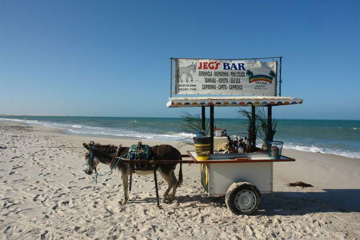 Jeg's Bar - Praia de Canoa Quebrada - Brazil
