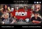 Clockwise from top: Actors Kelly Hu, Katherine LaNasa, Richard Schiff and Kevin Pollak are celebrity players on the new Hollywood Poker game.  (PRNewsFoto/Hollywood Poker)