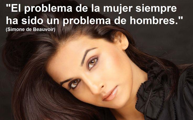 El problema de la mujer