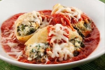 Feta, Spinach and Artichoke Italian Stuffed Shells | Tasty Kitchen: A Happy Recipe Community!