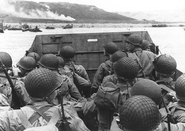 Foto: II Força Expedicionária Marine (FWD) 70 anos do Dia D, operação militar da Segunda Guerra Mundial que invadiu a Normandia