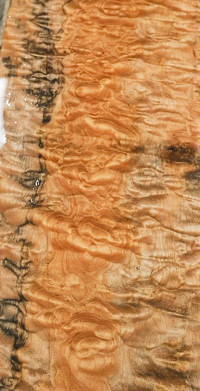 quilted big leaf maple - loooove this wood