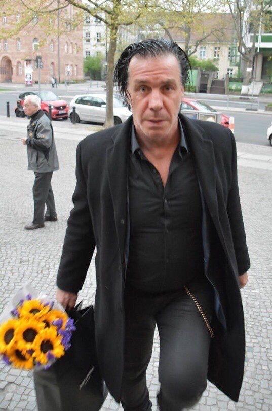 Till Lindemann Früher