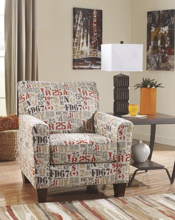 Add The Perfect Amount Of Color To Your Room. This Colorful Accent Chair Is  Made