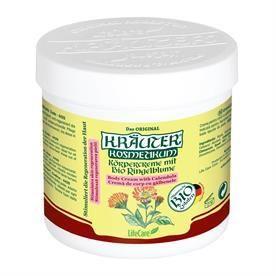 Kräuter® heggyógyító testápoló kenőcs, BIO körömvirággal