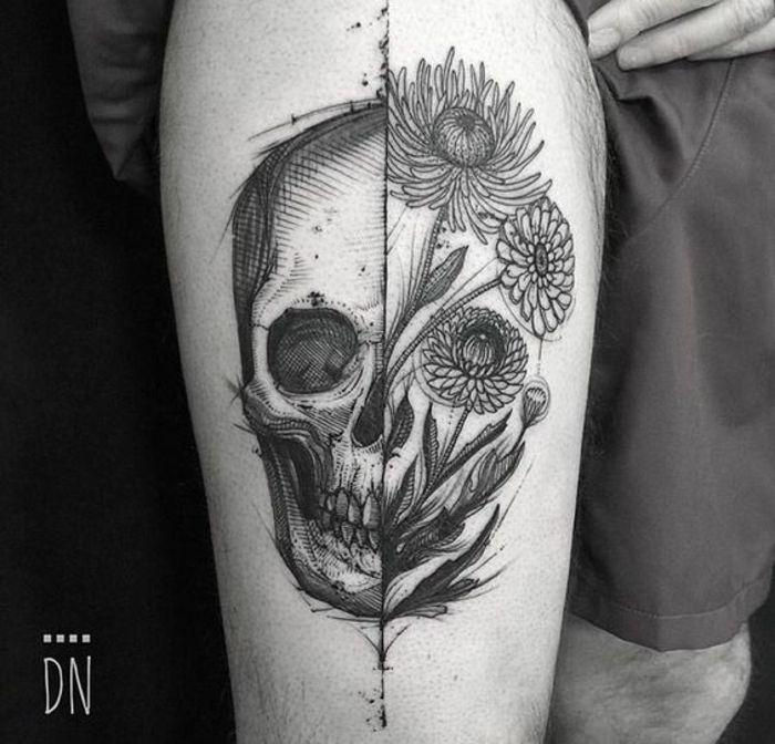 Les 25 meilleures id es de la cat gorie tatouages de chouette sur pinterest tatouages de hibou - Tatouage cerf signification ...