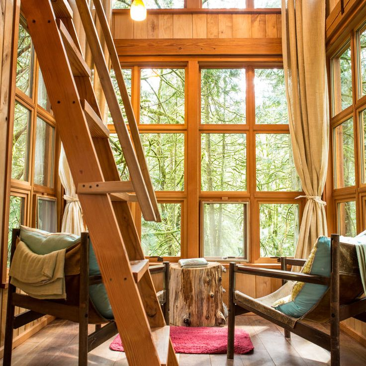 17 Best Ideas About Treehouse Hotel On Pinterest