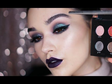 Urban Decay Moondust Palette tutorial - YouTube                                                                                                                                                     More