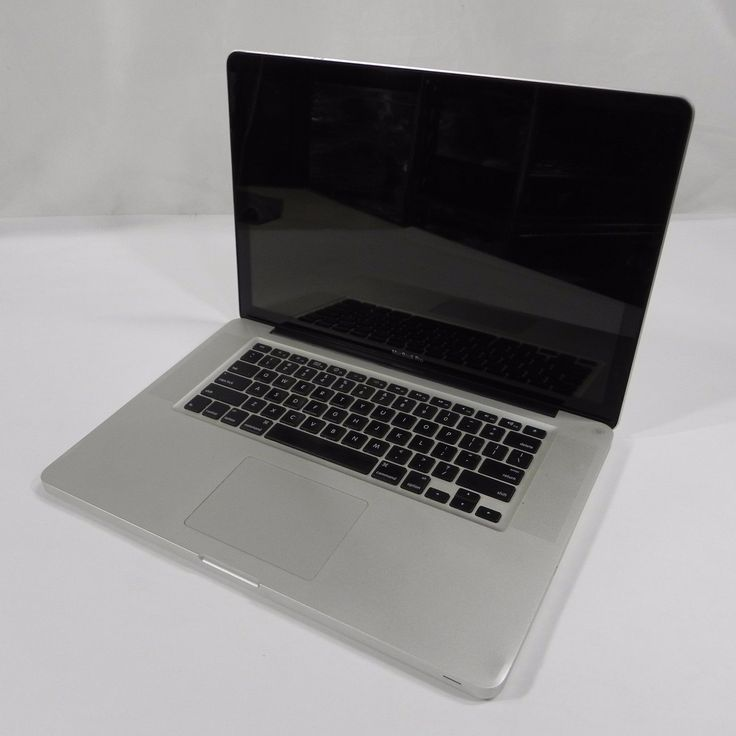 "Apple MacBook Pro 15.4"" (A1286) Laptop | 4GB | 500GB | Webcam | 2011 | Bluetooth"