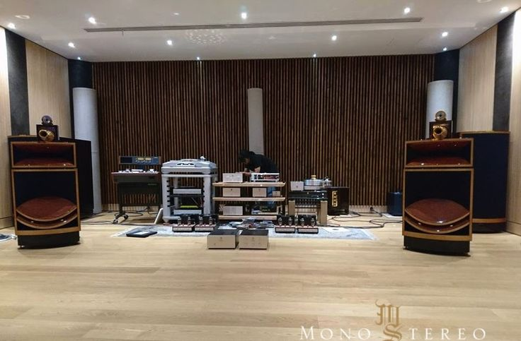 KONDO AUDIO NOTE JAPAN - VOX OLYMPIAN DREAM SYSTEM