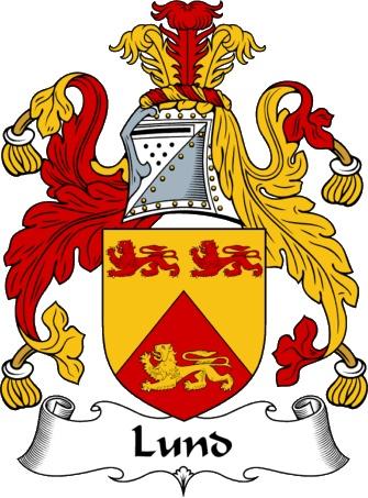 Lund - The Lund crest.