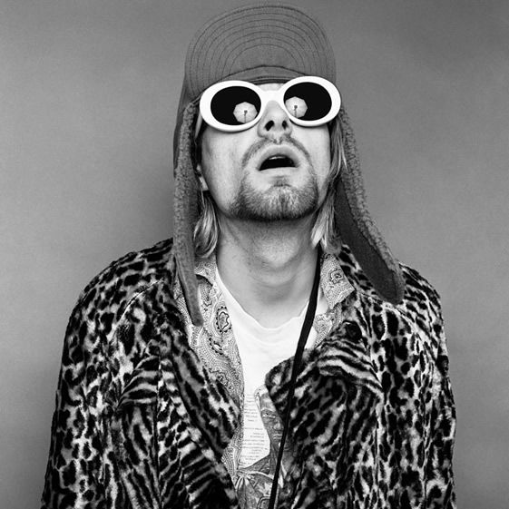 This is rock star on the edge, chapter and verse. Frohman must've wrung his hands with glee when he got these films back to the lab; nearly 20 years on, and this shoot has joined a select few that define Cobain...