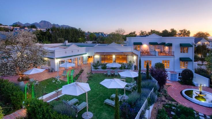 Majeka House, Stellenbosch, South Africa