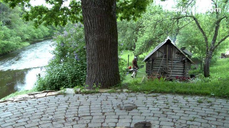 VIDEO: latvian sauna