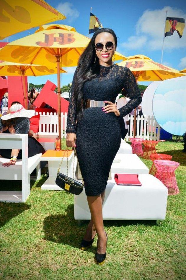 She 39 S Made To Flyy Uyanda Mbuli Celebrity Fashion