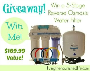 (small) Win a Reverse Osmosis Water Filter