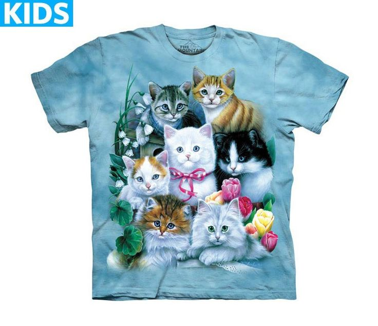 Kitten T-Shirt | Kittens Kids