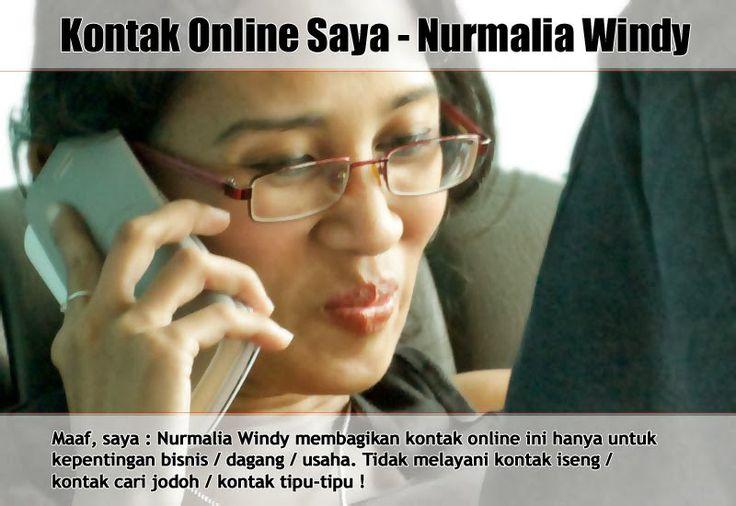 Kontak Online Saya – Nurmalia Windy | WindyManagement.com