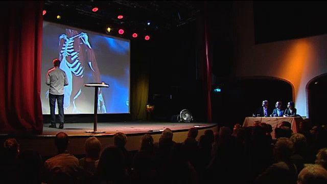 UR Samtiden - Forskar Grand Prix: Magmuskler mot ryggont