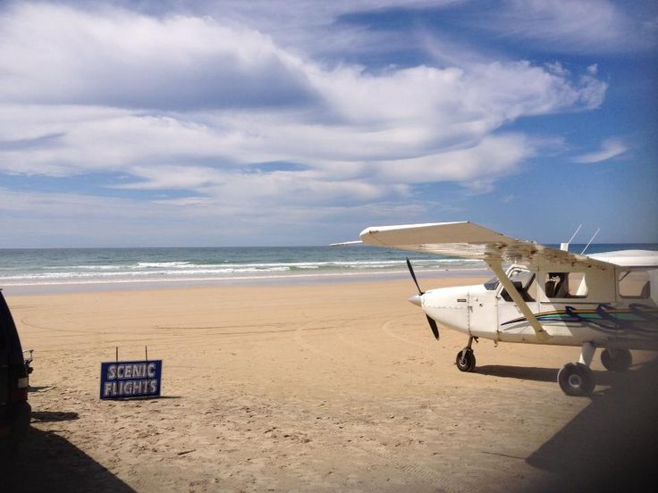 Welcome to Fraser Island international airport   #kingfisherbay #fraserisland #thisisqueensland #seeaustralia #ecotourism www.kingfisherbay.com