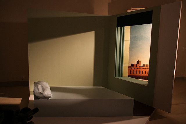 edward hopper | Edward Hopper - Milano, Palazzo Reale | Flickr - Photo Sharing!