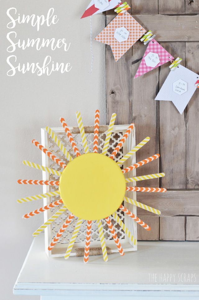 easy summer craft ideas 598 best images about summer crafts on 4381