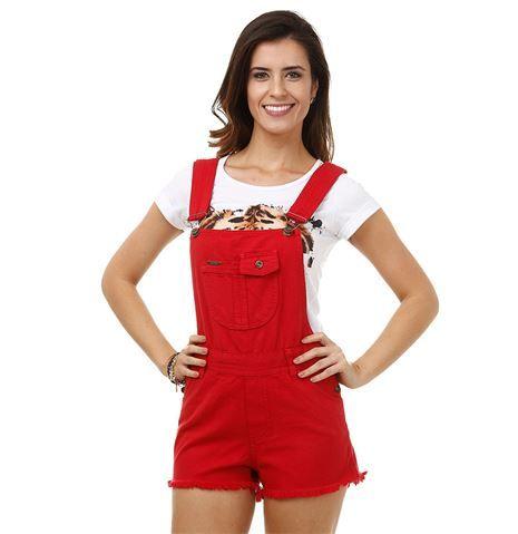 Mais de 1000 ideias sobre jardineira feminina no pinterest for Jardineira jeans feminina c a