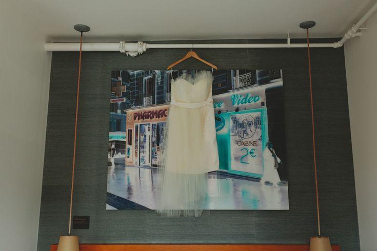 alternative, untraditional wedding dress #weddingdresses